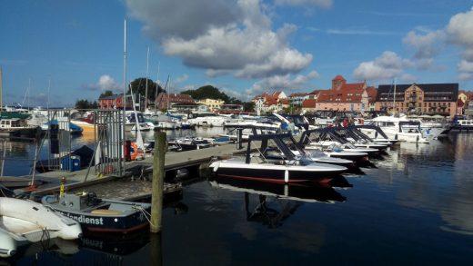 Stadthafen Waren Müritz