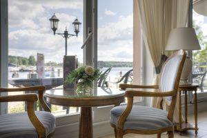 Lounge Hotel am Yachthafen